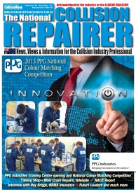 NATIONAL COLLISION REPAIRER VOL8 NO11_NATIONAL COLLISION REPAIRE