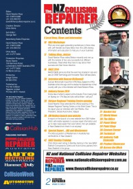 NZ COLLISION REPAIRER VOL8 NO2_NATIONAL COLLISION REPAIRER VOL7