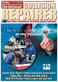 NATIONAL COLLISION REPAIRER VOL9 NO6_NATIONAL COLLISION REPAIRER