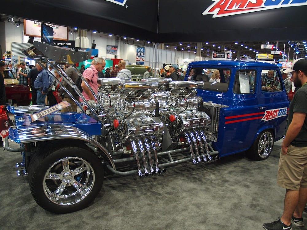 Vegas Car Show May