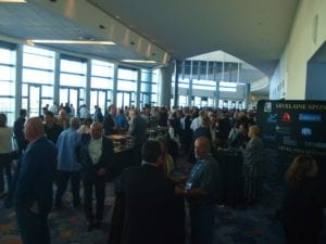 CIC Networking Reception