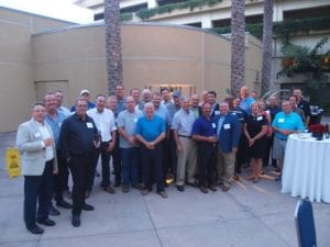 Axalta Commercial Vehicle Symposium Welcome Reception