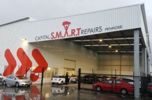 Capital SMART Penrose shop in NZ