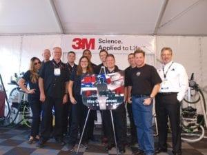 The 3M Team with Chip Foose and Foose original