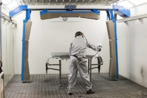 Axalta Coating Systems Opens New Training Centre in Western