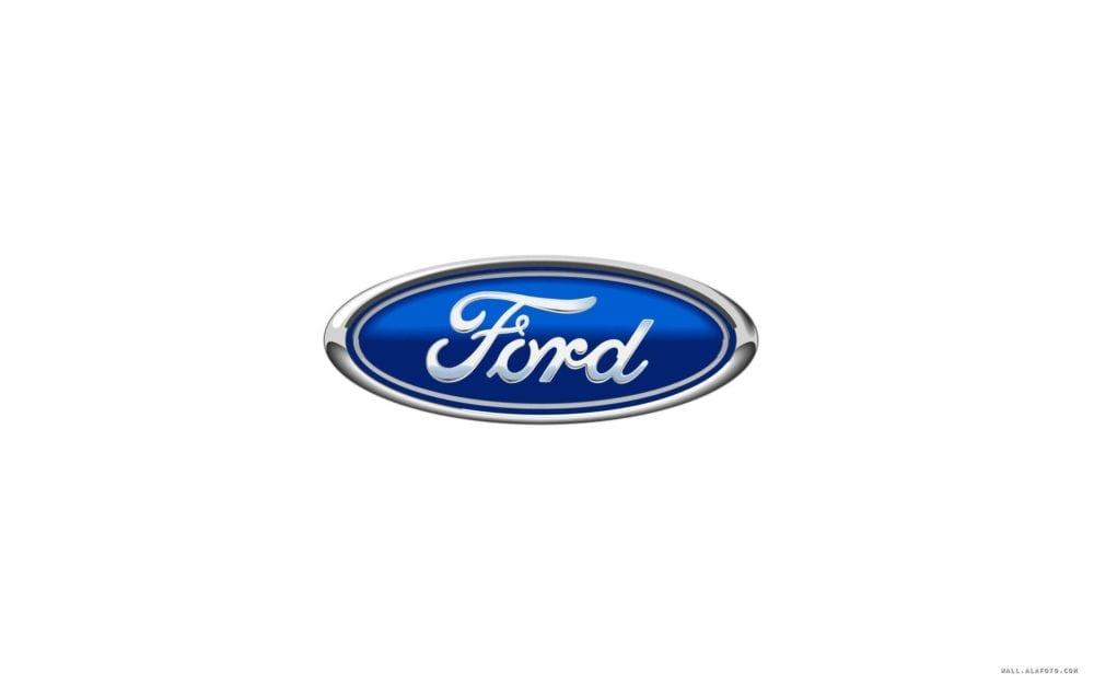 NCR Ford Logo
