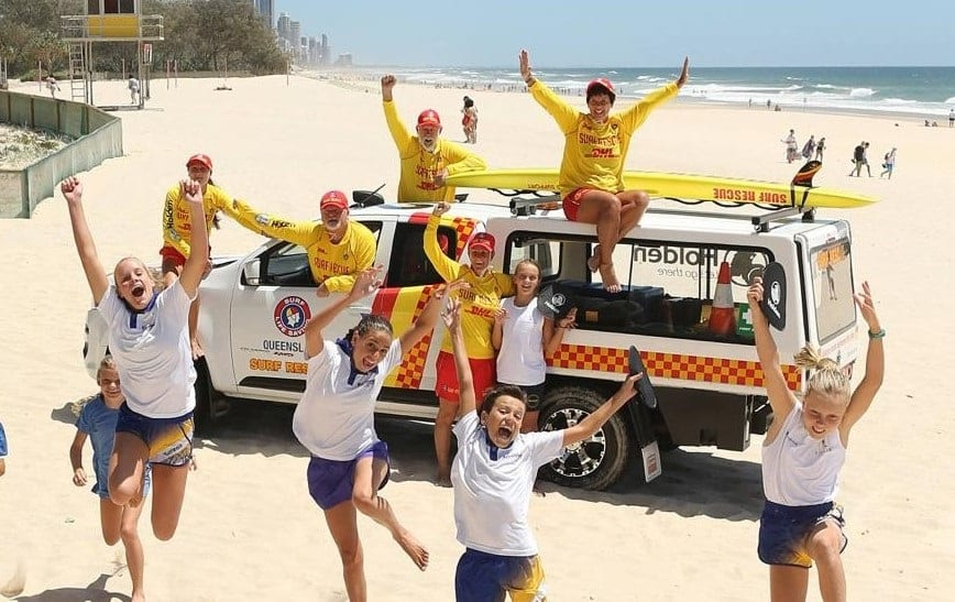 E03 Holden Surf Lifesaving