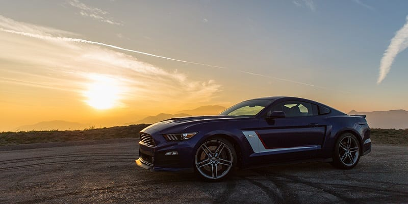 NCR RS3 Roush Mustang