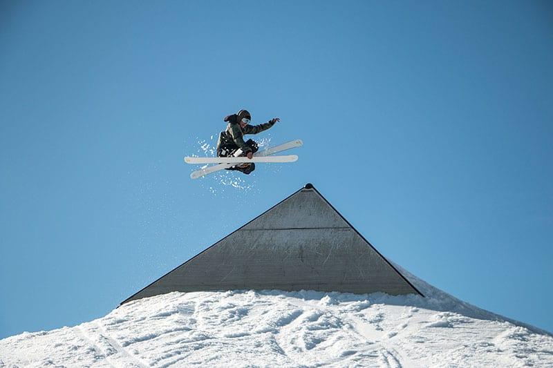 NCR skiing