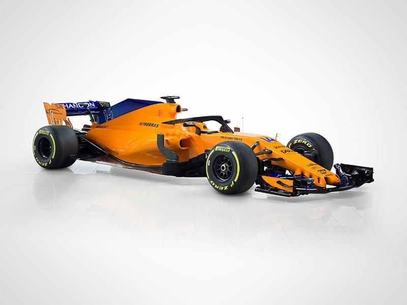 NCR McLaren