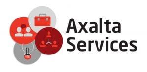 NCR Axalta Services logo