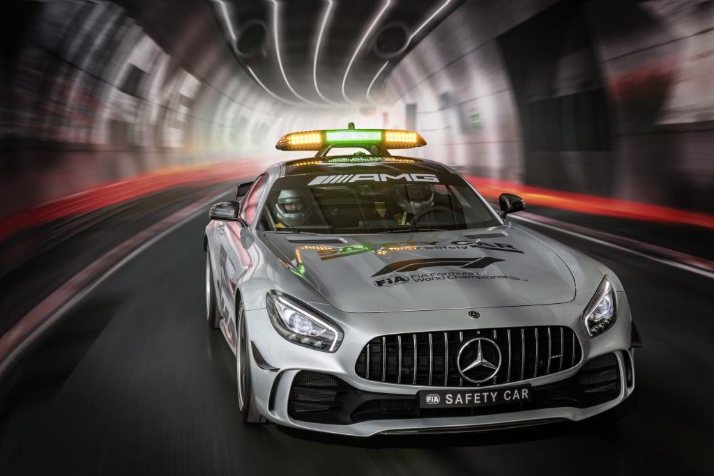NCR Mercedes-AMG GT R