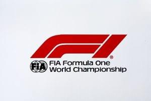 NCR Formula 1 logo 2018