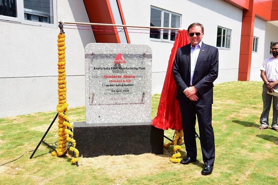 NCR Axalta India opening