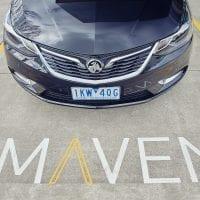 NCR Holden Maven