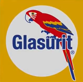 NCR Glasurit parrot logo