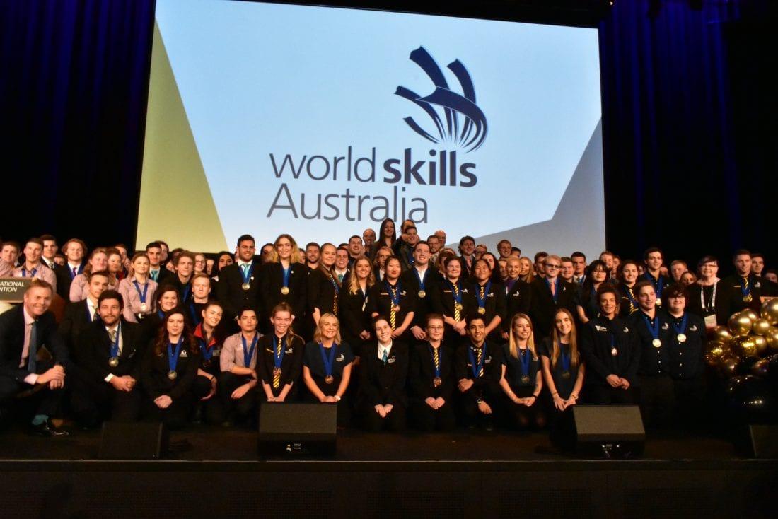 NCR WorldSkills