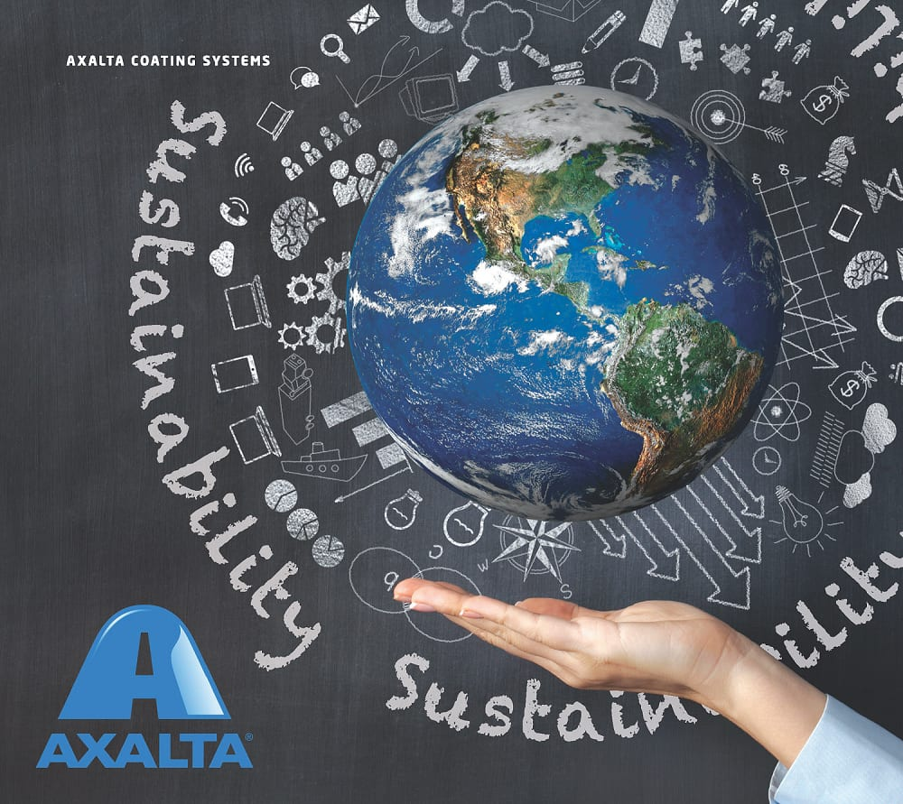 NCR Axalta EcoVadis