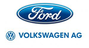 NCR Ford VW logo