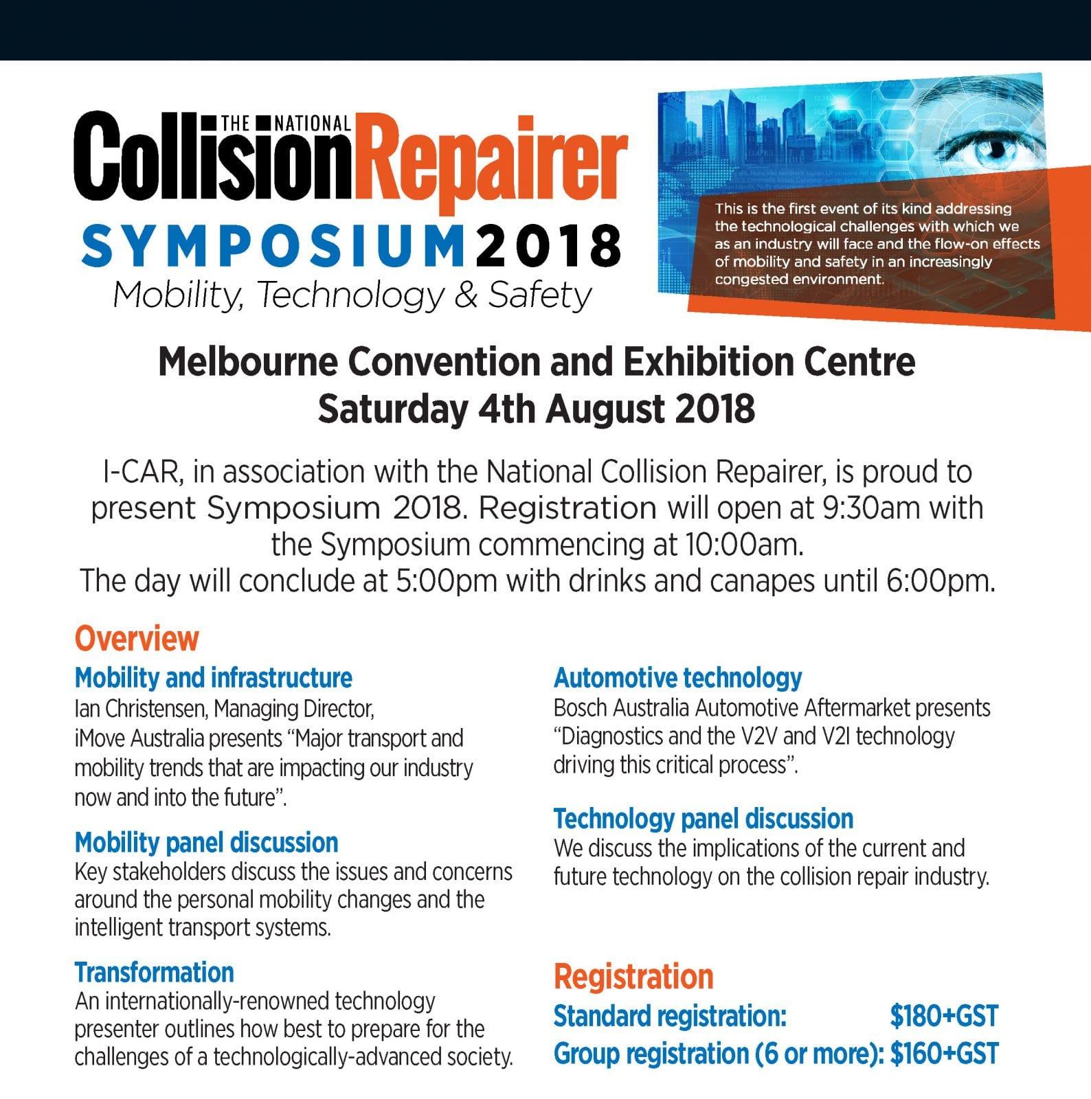 NCR Symposium Ad