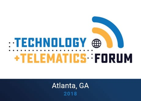 NCR Technology and Telematics Forum logo
