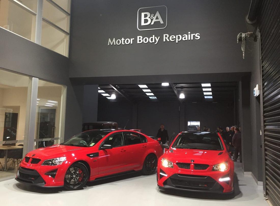 NCR B&A Motor Body Repairs