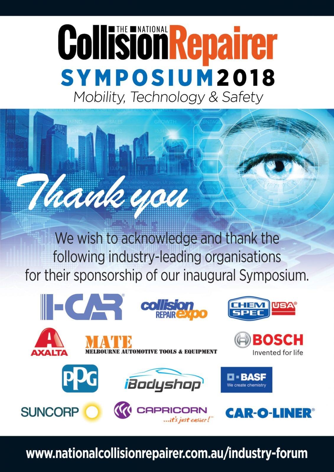 NCR Symposium2018 thank you