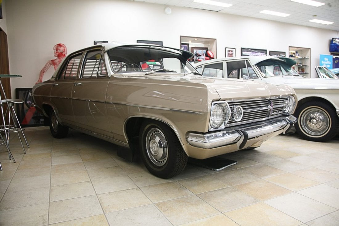 NCR Spencer panels vintage Holden