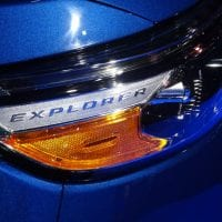 NCR Ford Explorer