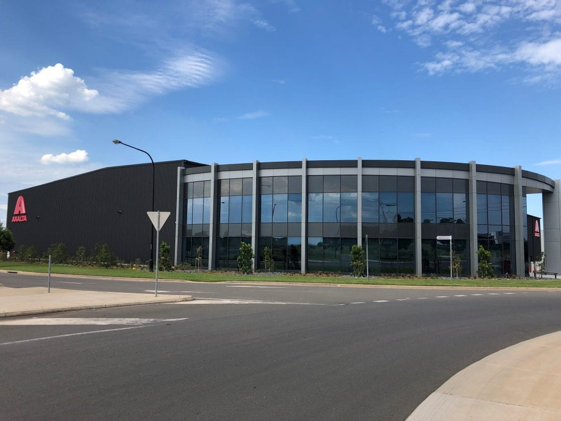 NCR Axalta Facility