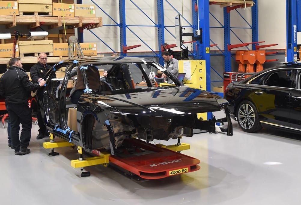 NCR Audi