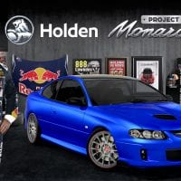 NCR Holden Project Monaro