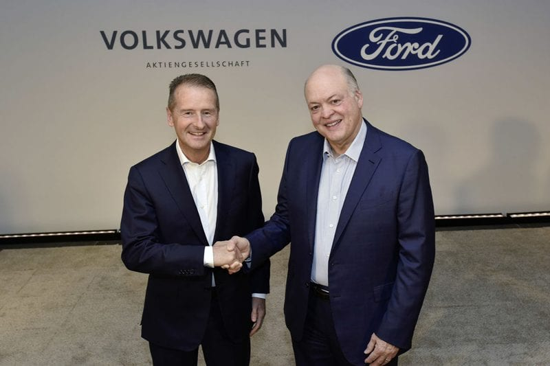 NCR VW Ford