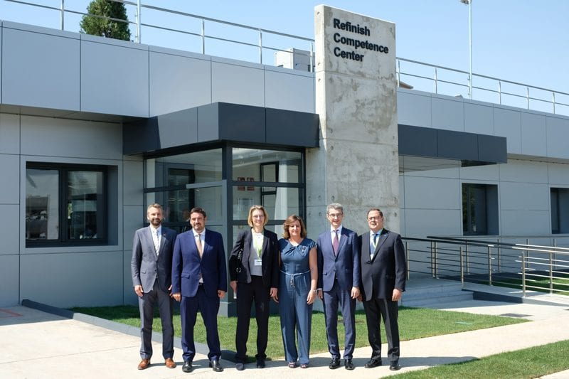 NCR BASF RCC Spain