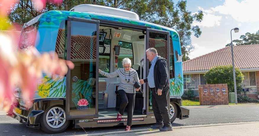 NCR Busbot