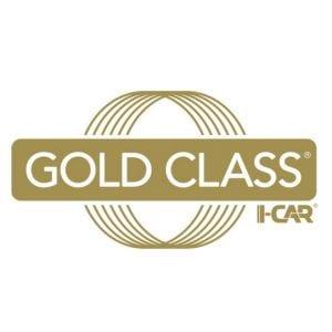 NCR I-CAR Gold class