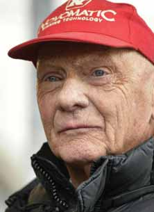 NCR Niki Lauda