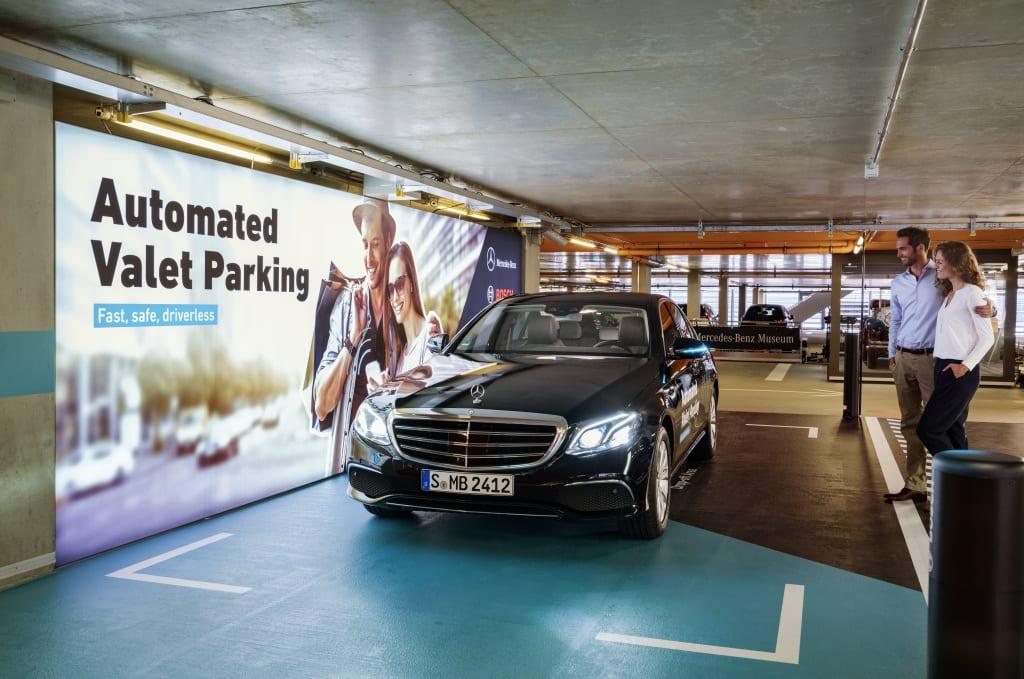 NCR Bosch and Daimler