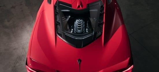 NCR GM Corvette