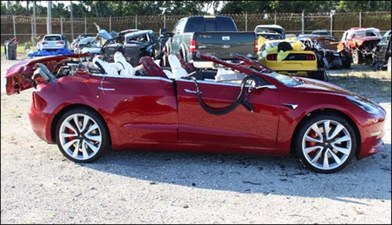 NCR Tesla