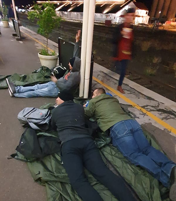 NCR Axalta Homelessness