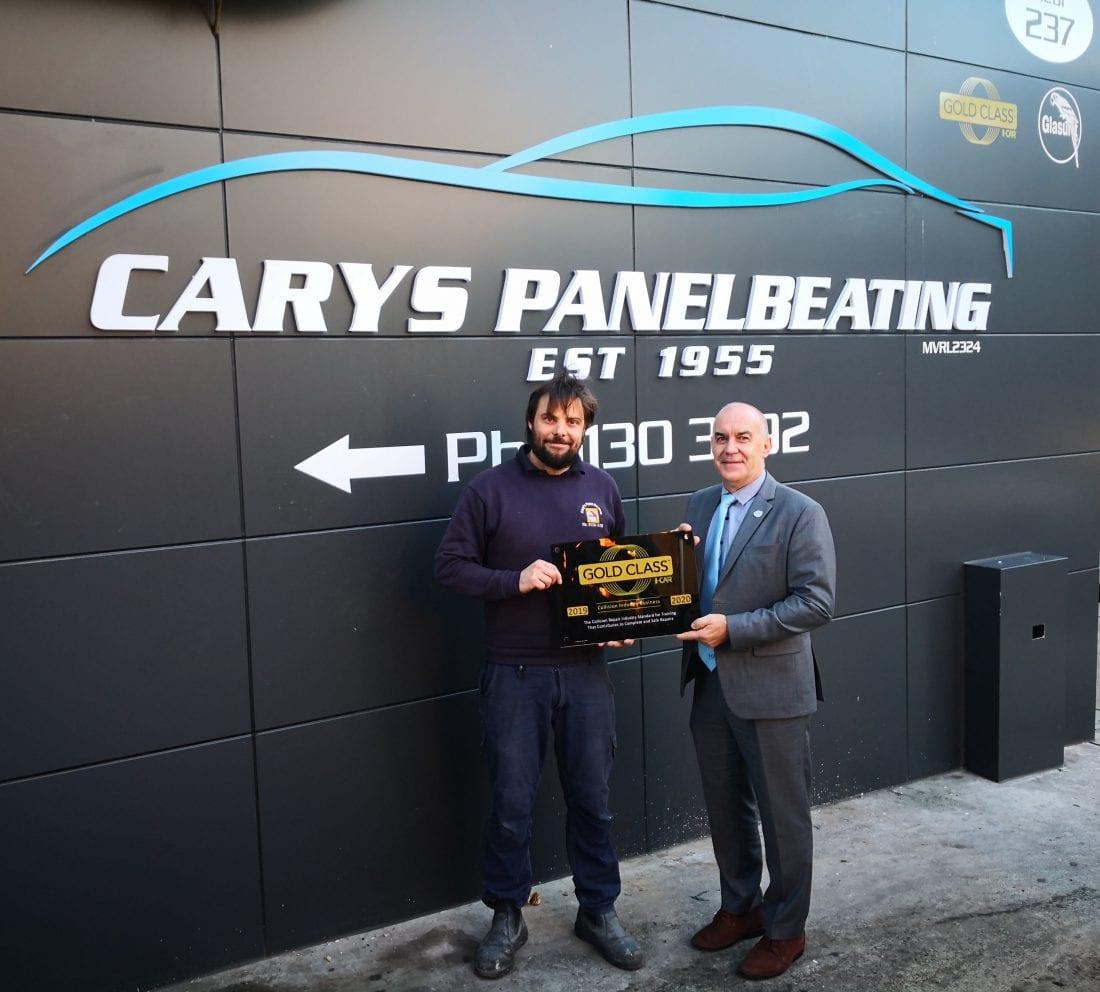 NCR Carys Panelbeating