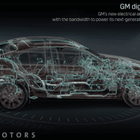 NCR GMs digital vehicle platform