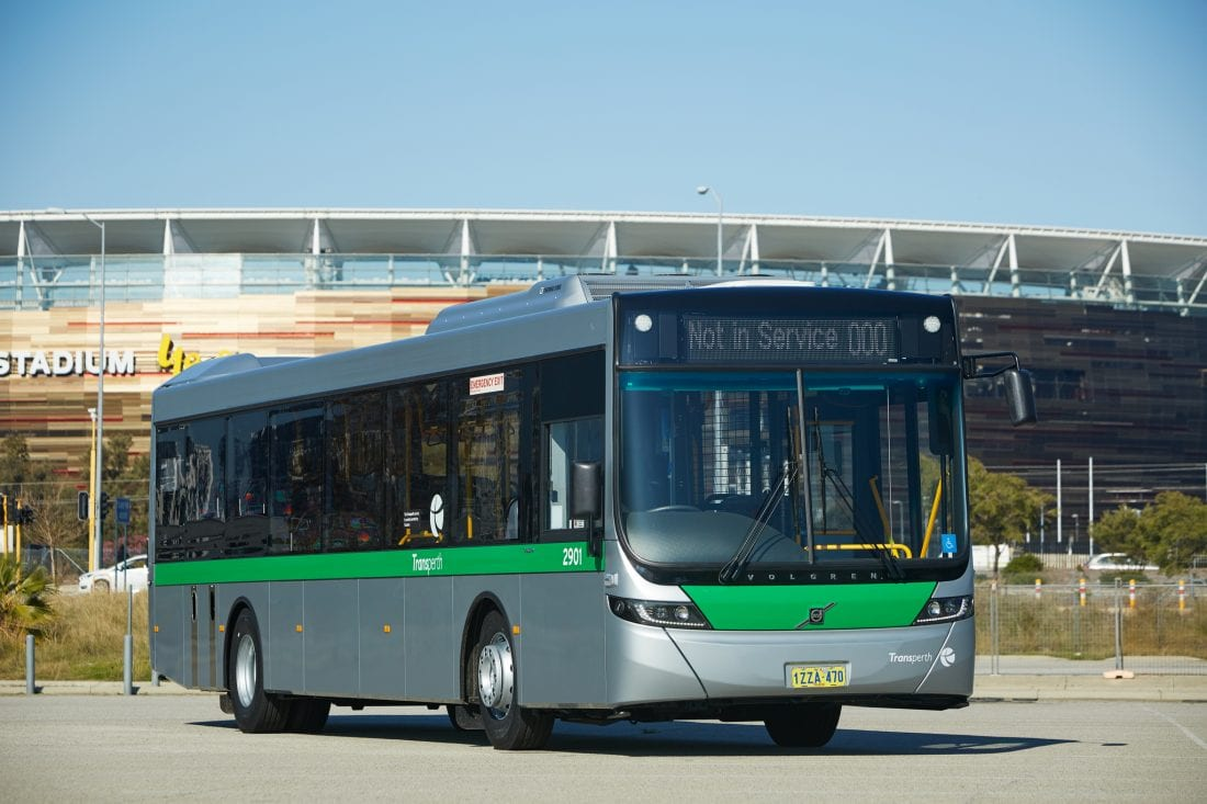 NCR Axalta Bus Fleet