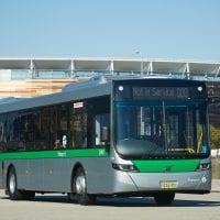 NCR Axalta Bus Fleet