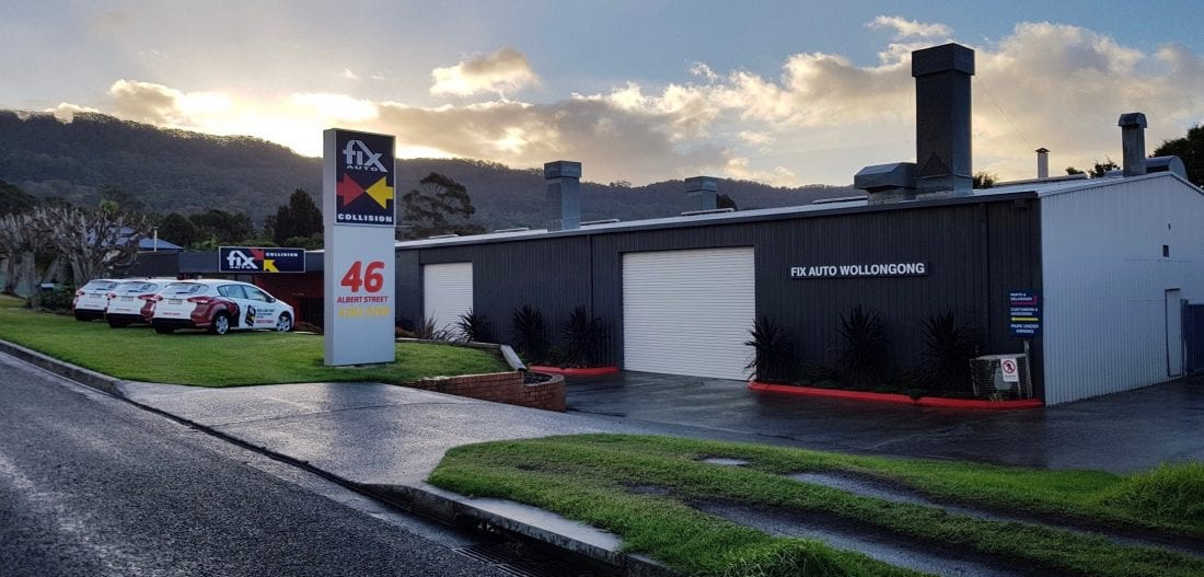 NCR Fix Auto Wollongong