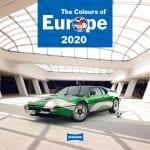 NCR Standox Calendar 2020