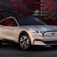 NCR Electric Mustang SUV