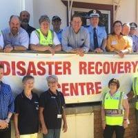 NCR bushfire recovery centre