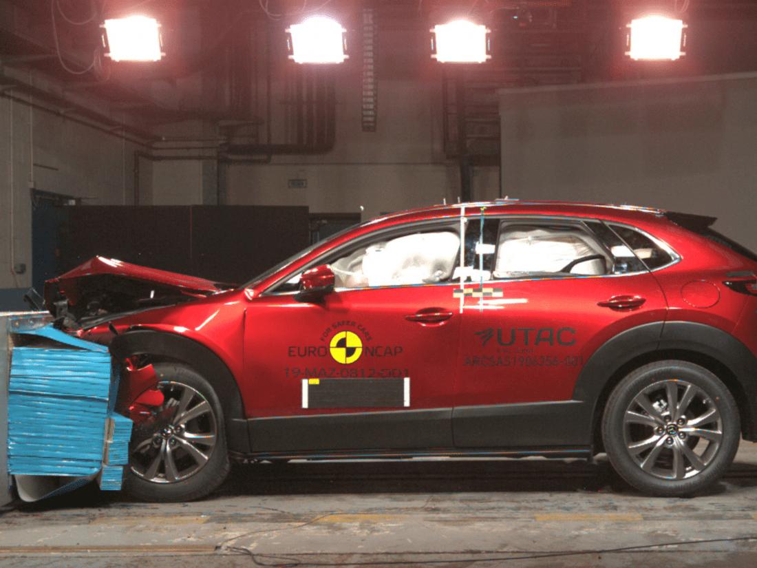 NCR ANCAP Mazda CX-30